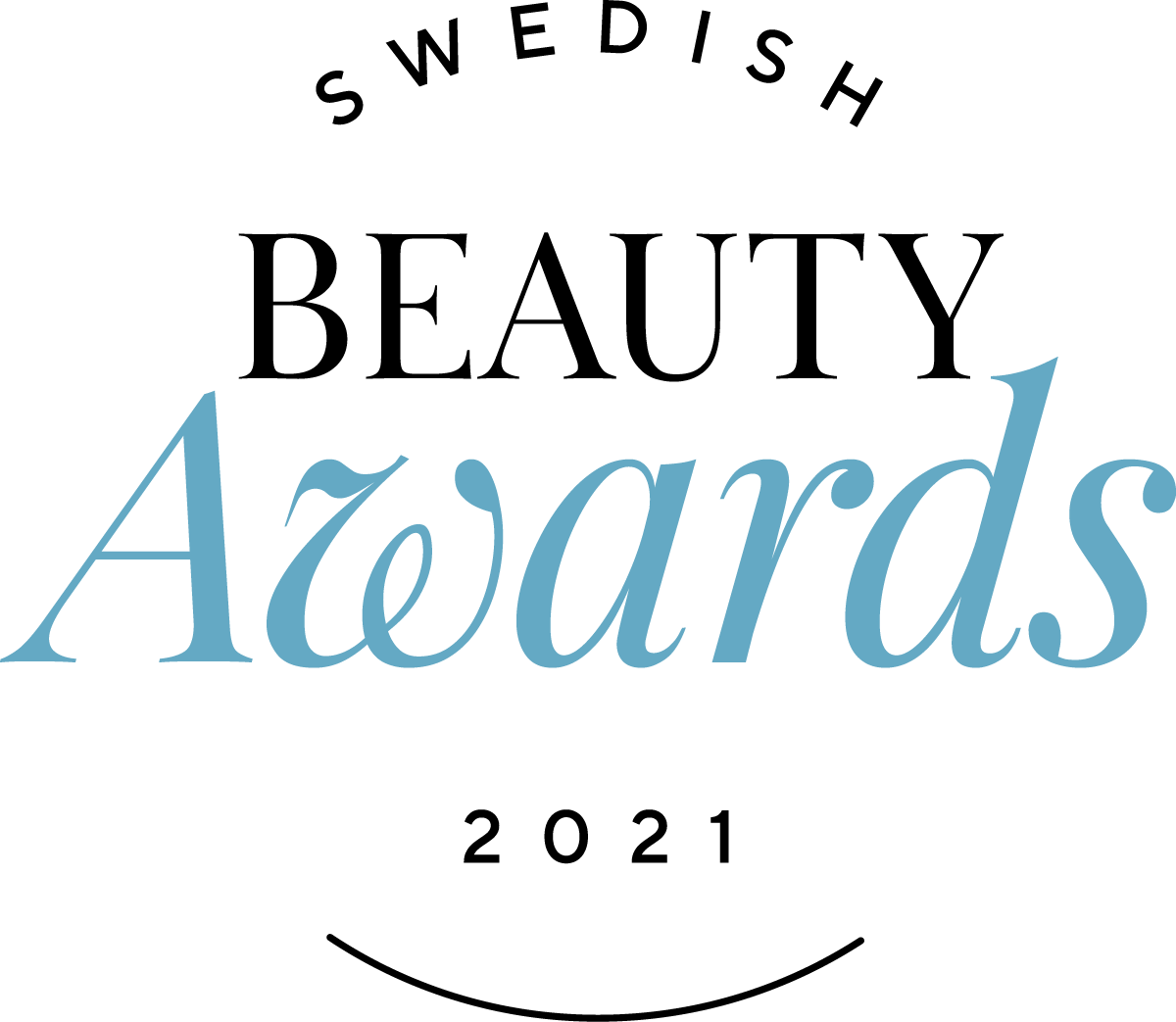 Ikon för Swedish Beauty Awards