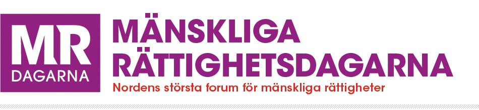 Huvudbild för Mänskliga Rättighetsdagarna 2016