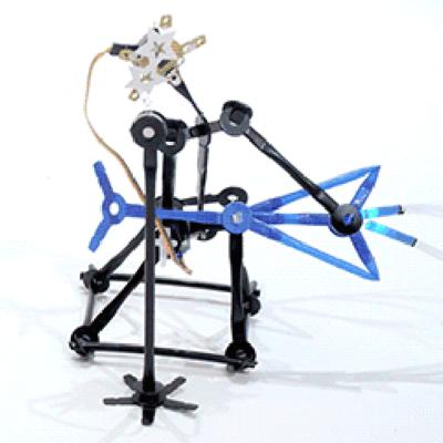 Profilbild för Bygg och programmera en robotorkester med Quirkbot