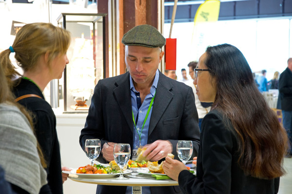 Profile image for Lunch, exhibitions and mingle