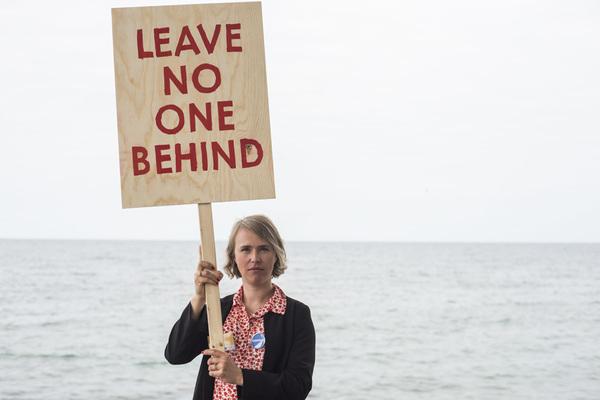 Profile image for Leave no one behind - svenskt bistånd i kris och konflikt