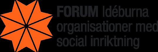 Profilbild för Forum - idéburna organisationer med social inriktning
