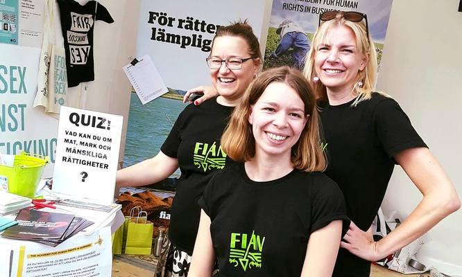 Profilbild för FIAN Sverige