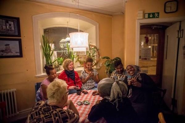 Profilbild för 66. Människors egen kraft att tillsammans resa sig ur kris