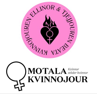 Profilbild för Kvinnojouren Ellinor och Tjejjouren Beata