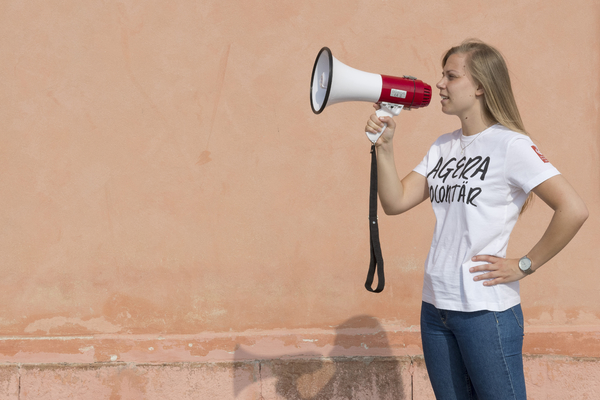 Profilbild för Sustainable activism – to keep burning without burning out