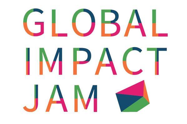Profilbild för Global Impact Jam - Ett Creaton där tech-entusiaster och samhällskämpar tillsammans utforskar om man kan finna smarta tekniska lösningar på stora samhällsproblem