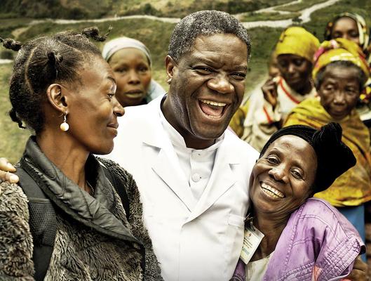 Profilbild för Nobels fredspris 2018 och kampen mot sexuellt våld i konflikten i DR Kongo