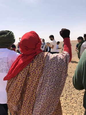 Profilbild för Living under occupation – perspectives from Western Sahara and Palestine