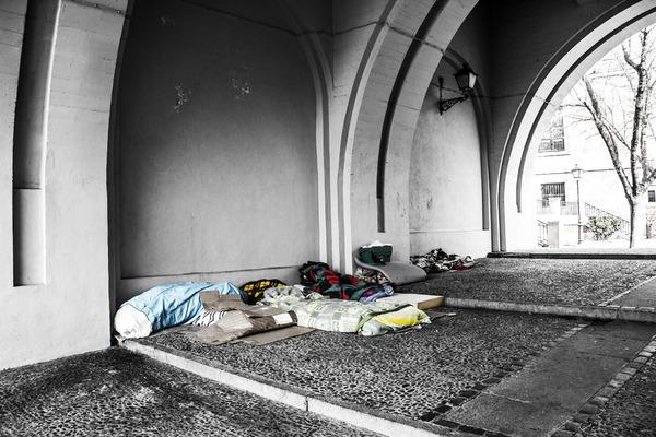 Profilbild för Hemlöshet: Vem får plats och vem inte i den moderna staden?
