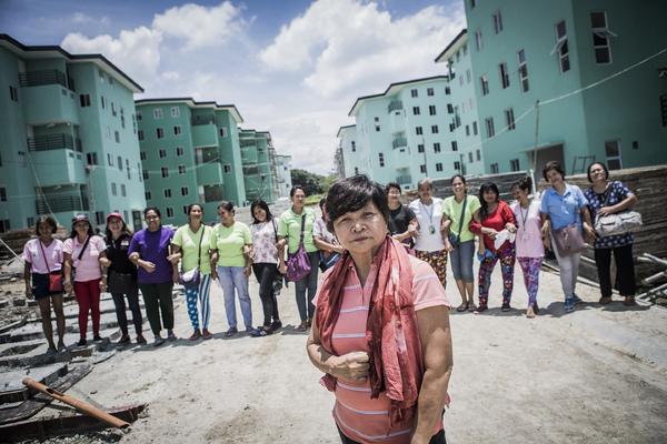 Profilbild för Megastäder, mark och makt – och kampen för värdiga bostäder