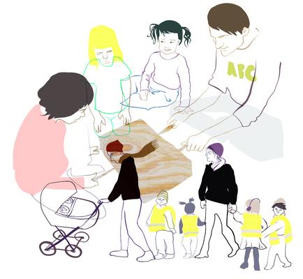 Profilbild för Barnhälsovården och lokalsamhället – vad gör vi tillsammans?