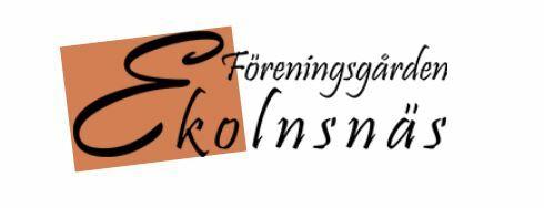 Profile image for Föreningsgården Ekolnsnäs