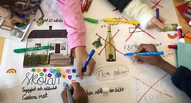 Profilbild för Barns delaktighet i områdesutveckling