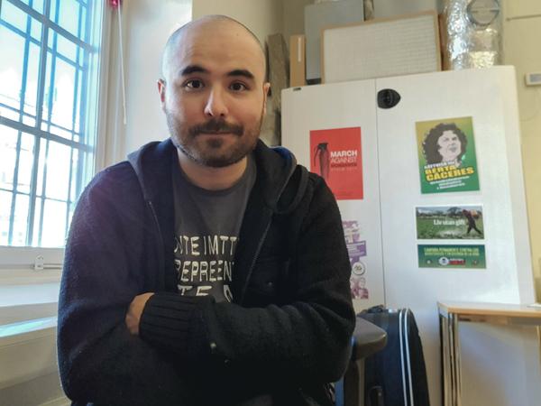 Profilbild för Oscar Barajas