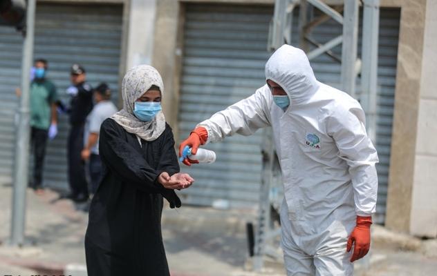Profilbild för Gaza – occupation, blockade, Covid and human rights