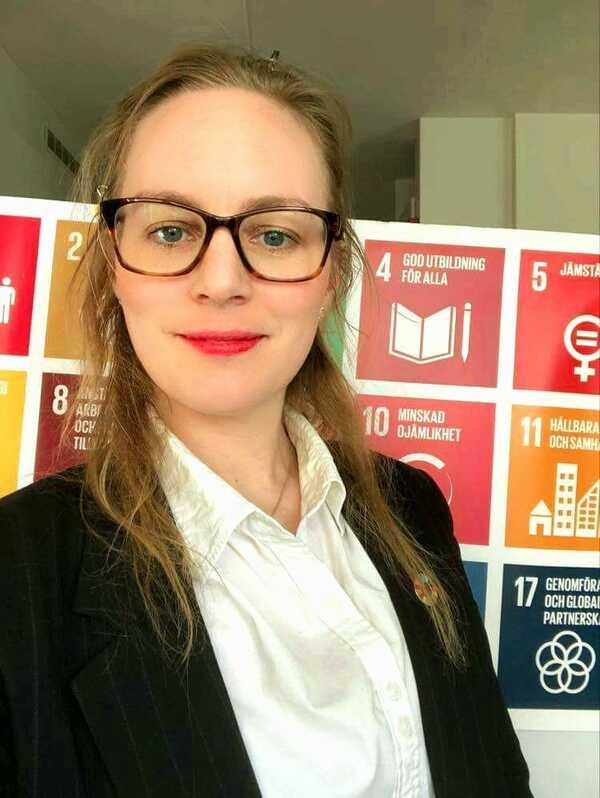 Profilbild för Nathalie Töpperwien Blom