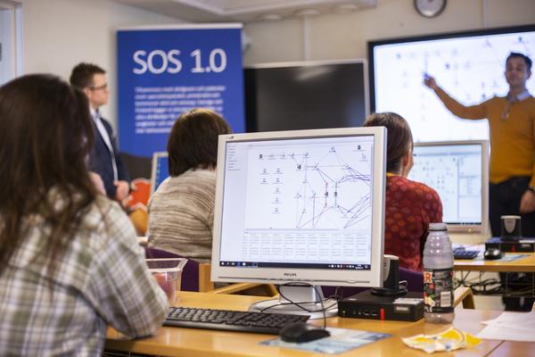 Profilbild för SOS 1.0 - simuleringsstödd optimering av servicekedjor inom specialist-, primär- och hemsjukvård