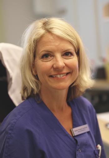 Profilbild för Ingela Franck Lissbrant