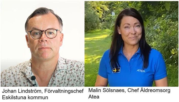 Profilbild för Eskilstuna kommun berättar - Mod i ledarskap och partnerskap är vägen fram i digitaliseringen