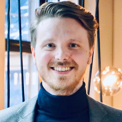 Profile image for Tobias Johansson