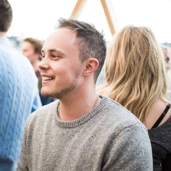 Profilbild för Alexander Nordh