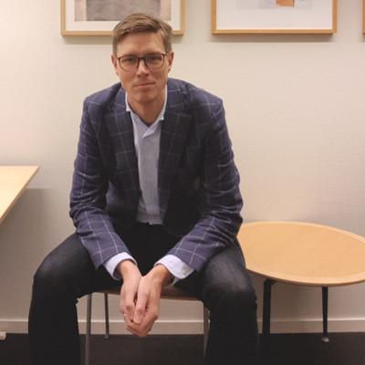 Profilbild för Markus Nässén