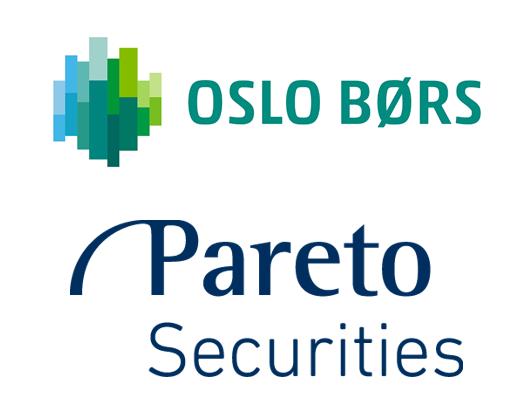 Icon for Oslo Børs and Pareto Securities' Virtual Cleantech Seminar