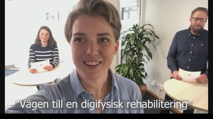 Profilbild för Vägen till en digifysisk rehabilitering