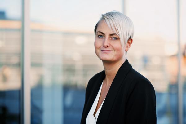 Profilbild för Digital ingång till vården - samtal med Pia Näsvall, hälso och sjukvårdsdirektör i Region Norrbotten