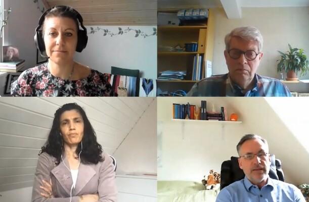 Profilbild för Vad är nästa steg? Forskarna blickar framåt #DigitalaVårdmöten