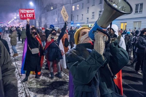 Profilbild för Women's and LGBTQI+ people's rights under attack in Poland