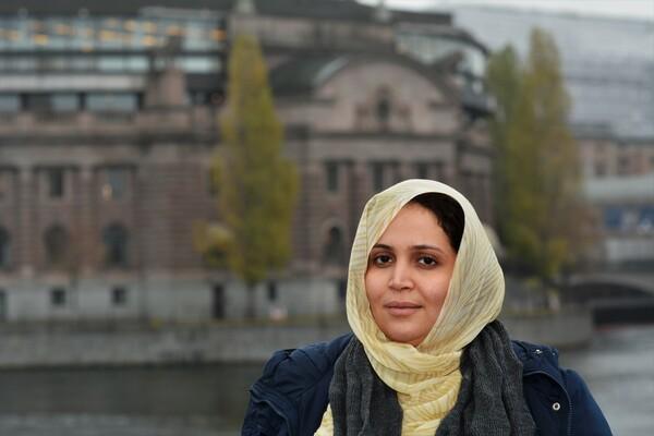 Profile image for Nazha El Khalidi