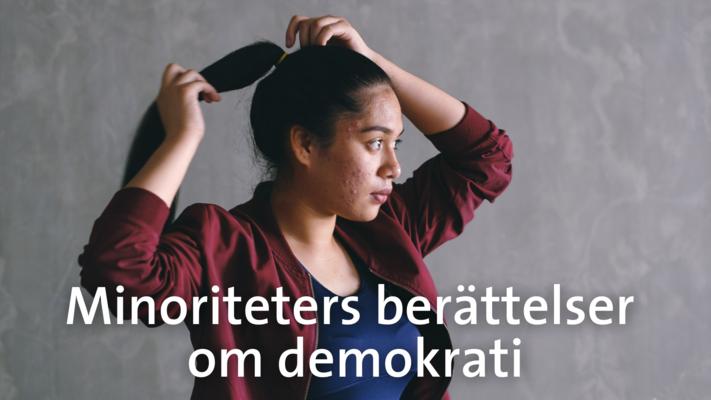 Profilbild för Minoriteters berättelser om demokrati