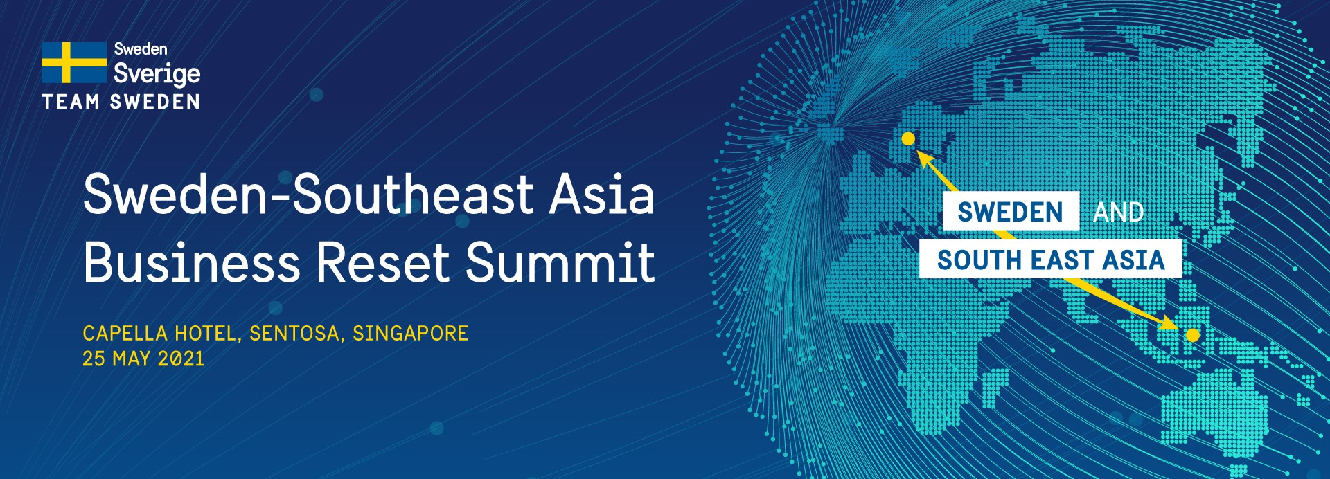 Header image for Sweden-Southeast Asia Business Reset Summit 2021 [Hybrid Event]