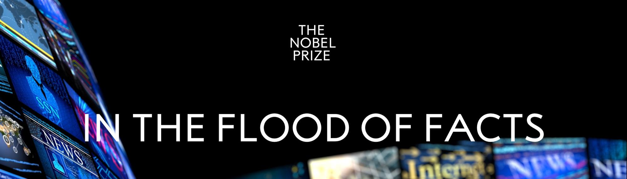 Header image for Nobel Prize Teacher Summit 2021